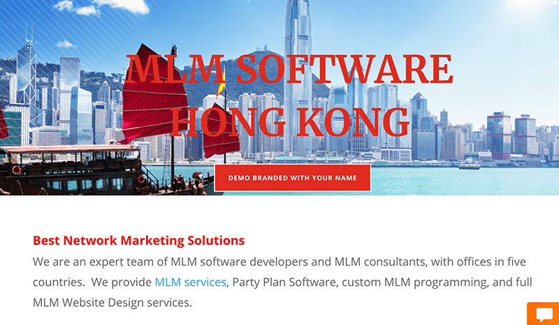 Hong-Kong-MLM-Software
